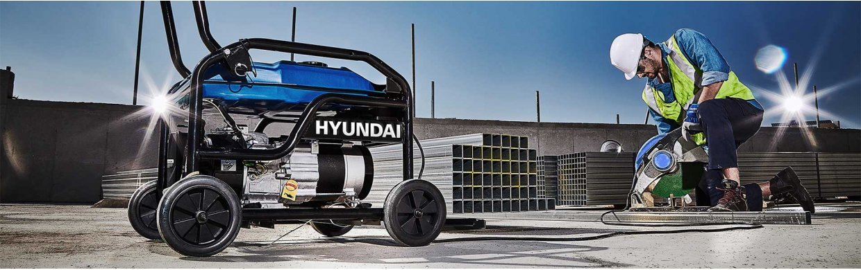 <h9>GENERATORER | Inverter, benzin, diesel, power stations</h9>